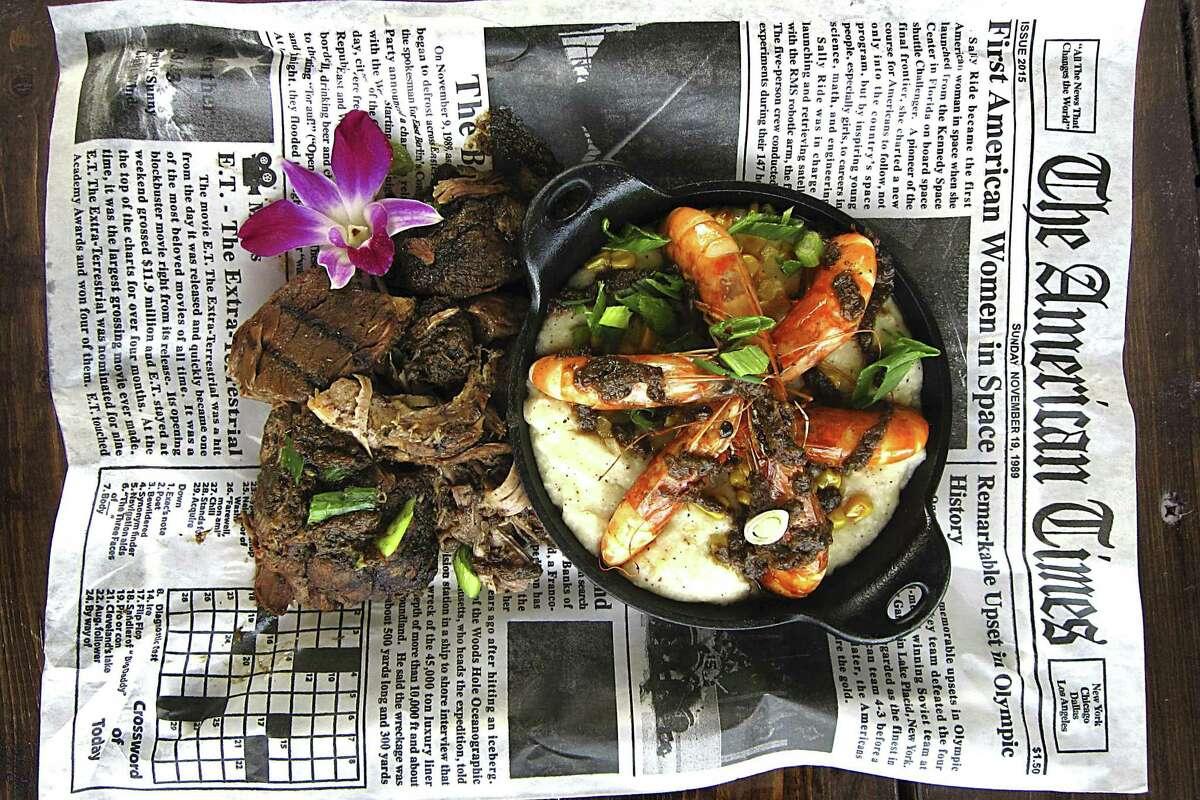 Review Jamaican Heat Sets The Jerk Shack Ablaze ExpressNewscom - Cuisine pro 27