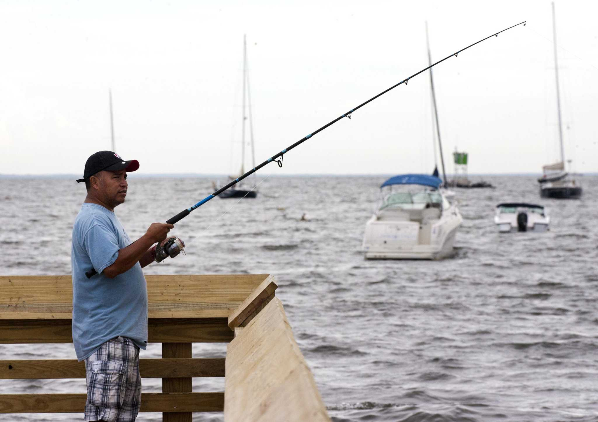 Saturday is free fishing license day in conn for Fishing license ct