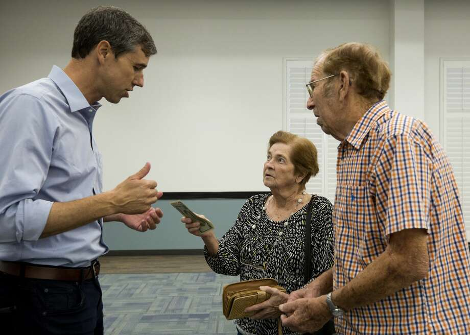Beto O Rourke Has Chance Of Beating Ted Cruz But Ignore
