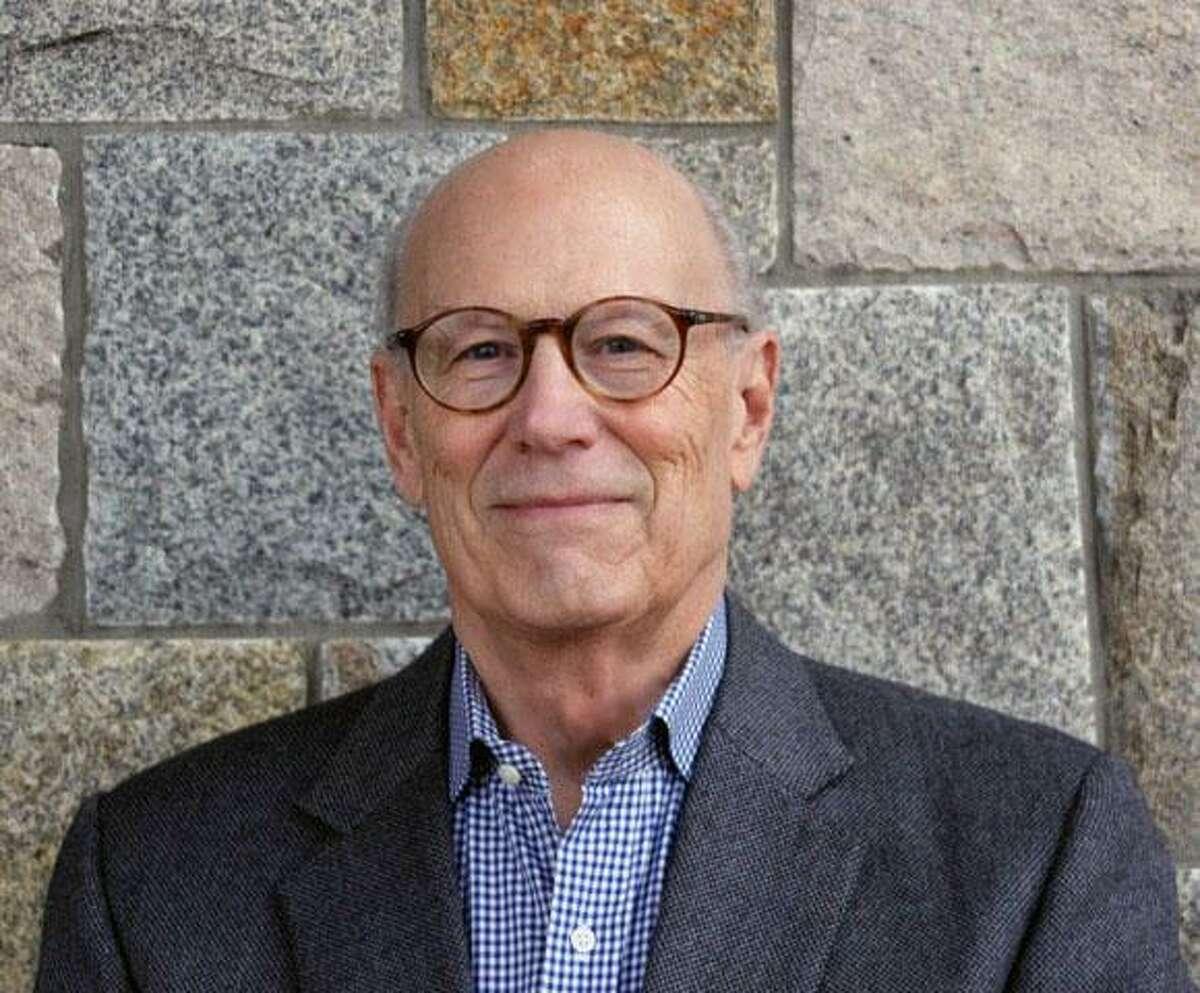 A headshot of author Jerrold Fine.
