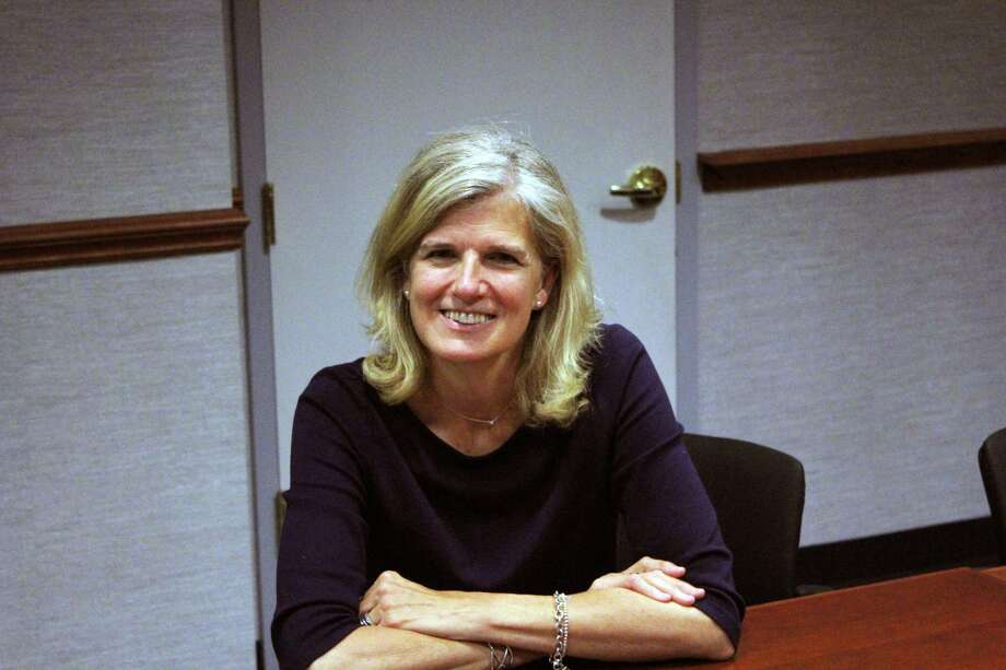 Janet King, executive director of Community Fund of Darien. Taken Aug. 6 Photo: /provided By Lynandro Simmons, Hearst Media