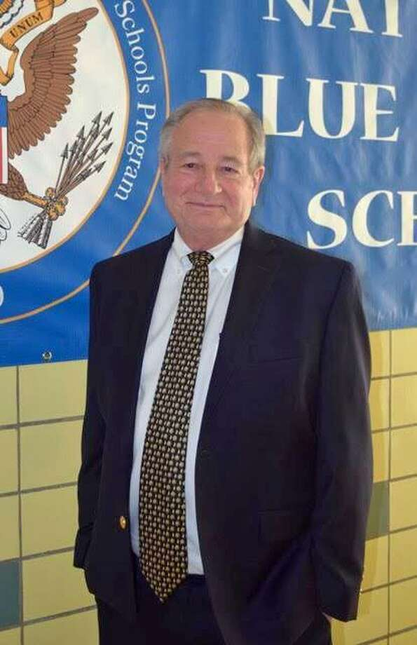 John Alfone, new principal of St. Aloysius School. Photo: Contributed Photo / Contributed Photo / New Canaan News contributed