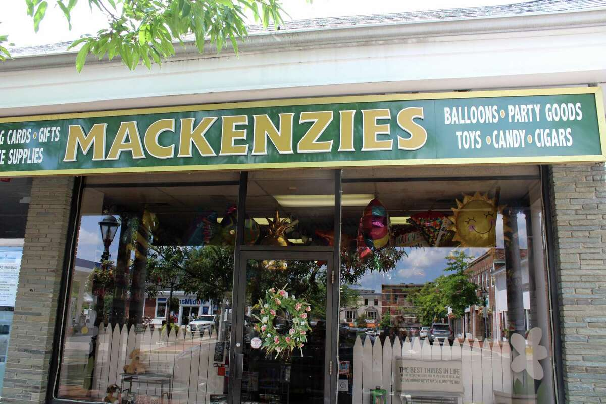 Mackenzie's on 7 South Ave. in New Canaan.