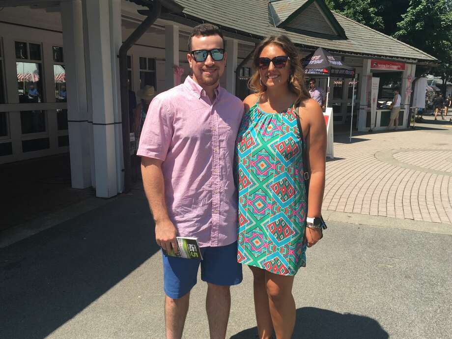 Were you Seen on Fabulous Fillies Day at Saratoga Race Course on Thursday, Aug. 9, 2018?   Photo: Karissa Becker