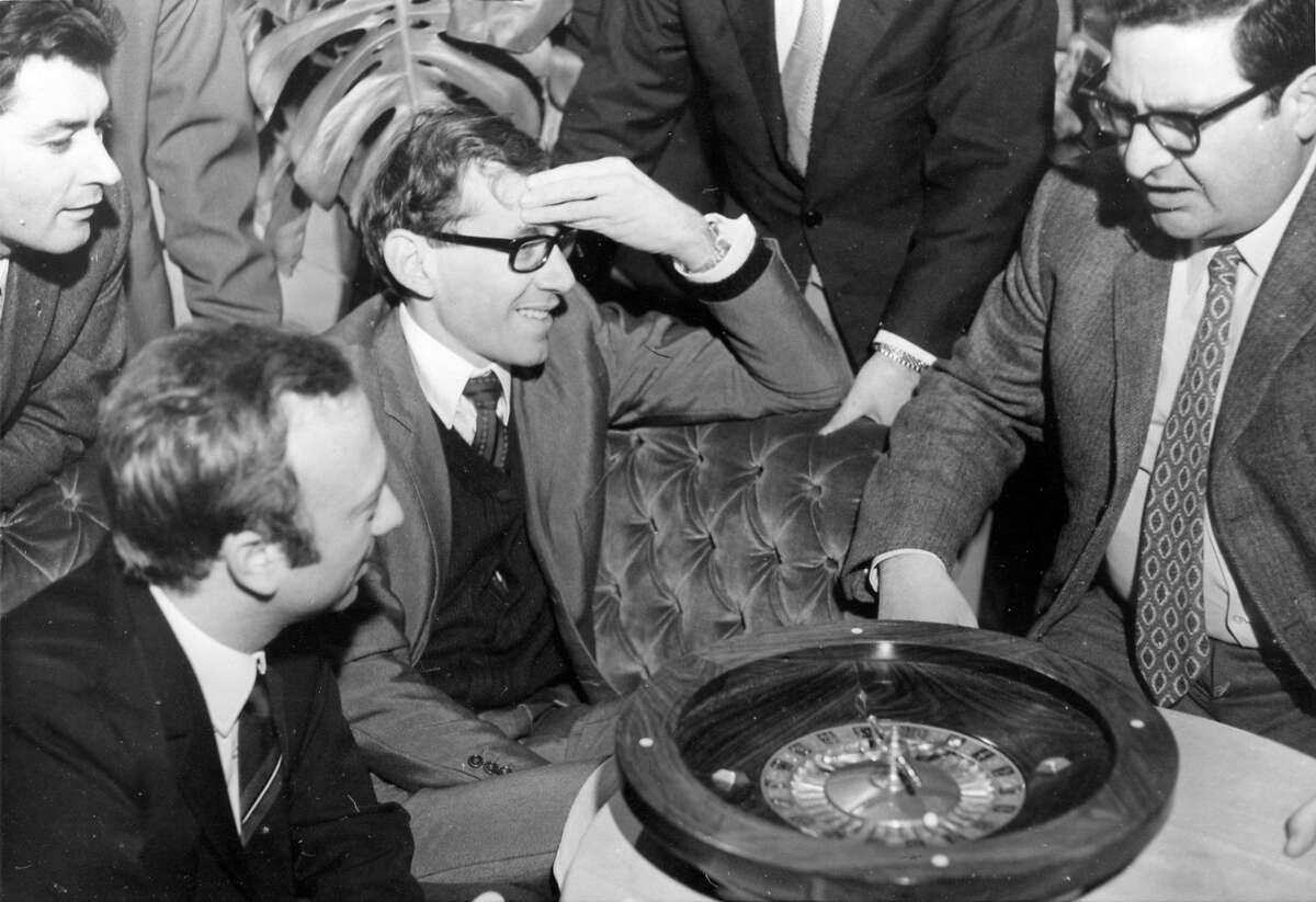 In an undated family photo, Dr. Richard Jarecki, who won vast sums at casinos across Europe in the 1960s and early �70s. Jarecki made painstaking observations to detect and then exploit biases in individual roulette wheels, all while fooling casinos into believing his skill was due to a powerful computer. He died in Manila on Aug. 9, 2018, at age 86. (Jarecki family archive via The New York Times) -- NO SALES; FOR EDITORIAL USE ONLY WITH OBIT-JARECKI BY SLOTNIK FOR AUG. 9, 2018. ALL OTHER USE PROHIBITED. --
