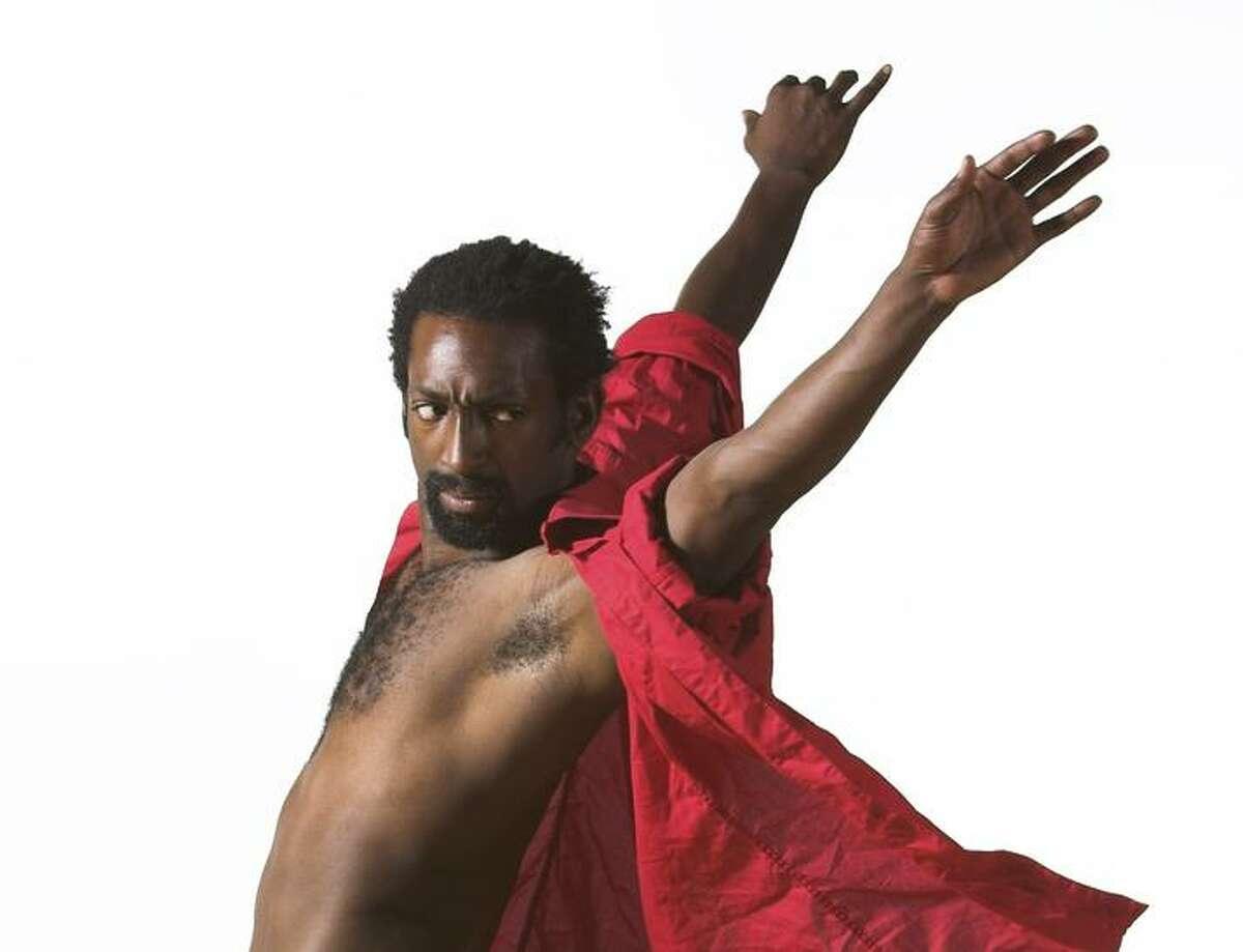 Antoine Hunter produces the San Francisco International Deaf Dance Festival.