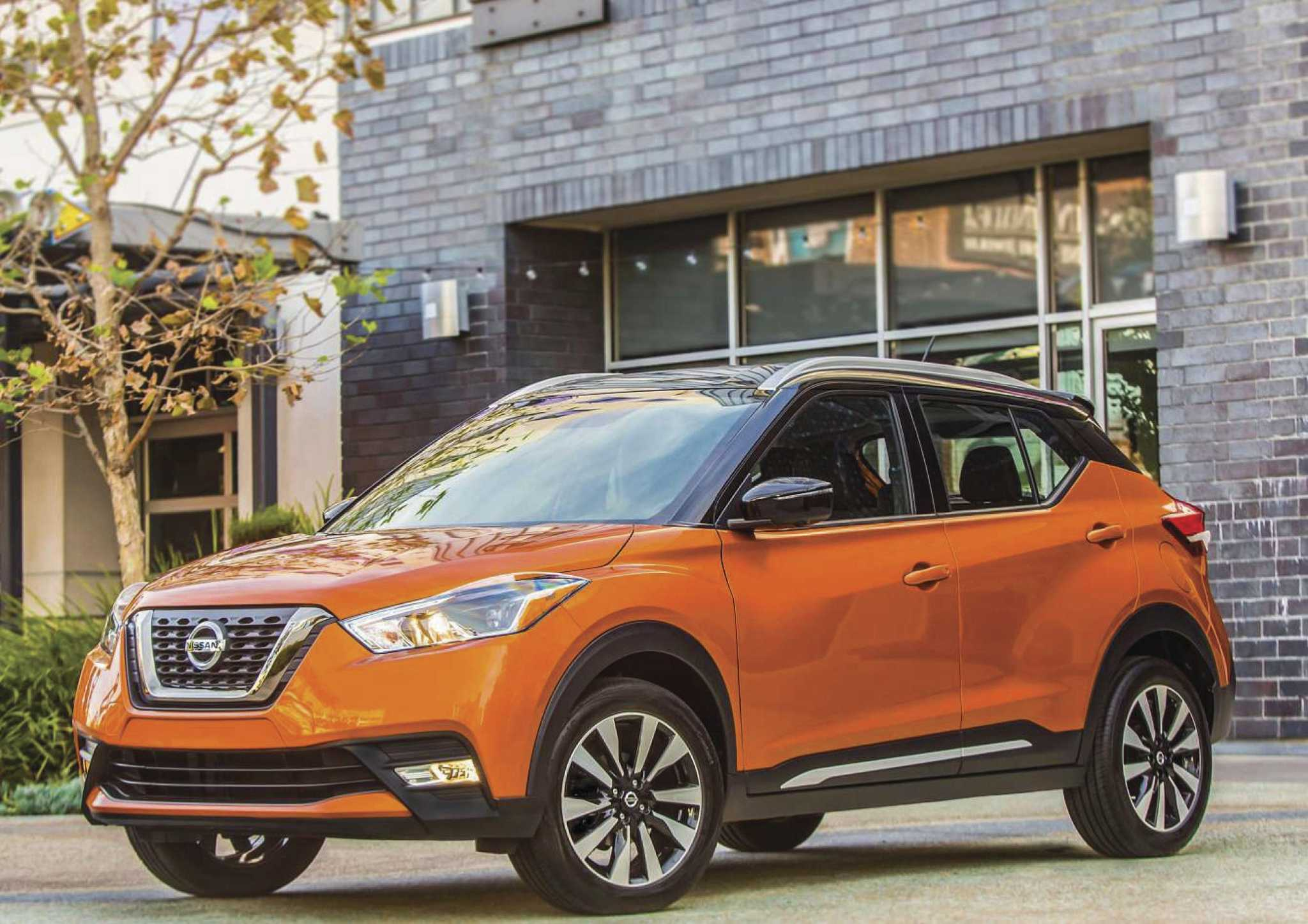 2018 Kicks: Nissan introduces a newsmall crossover beginning at just $17,990