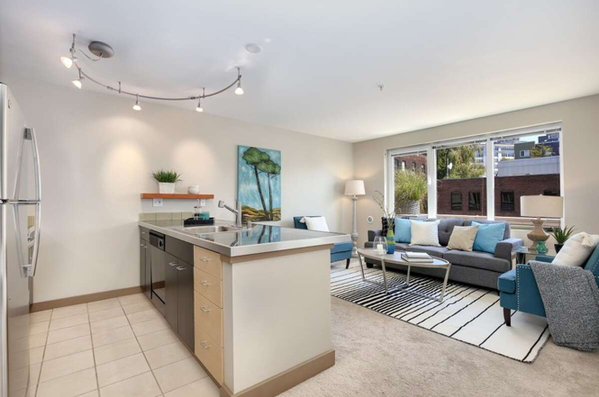 2500 Western Ave #423, Seattle, WA 98121, listed for $449,500. See full listing below.
