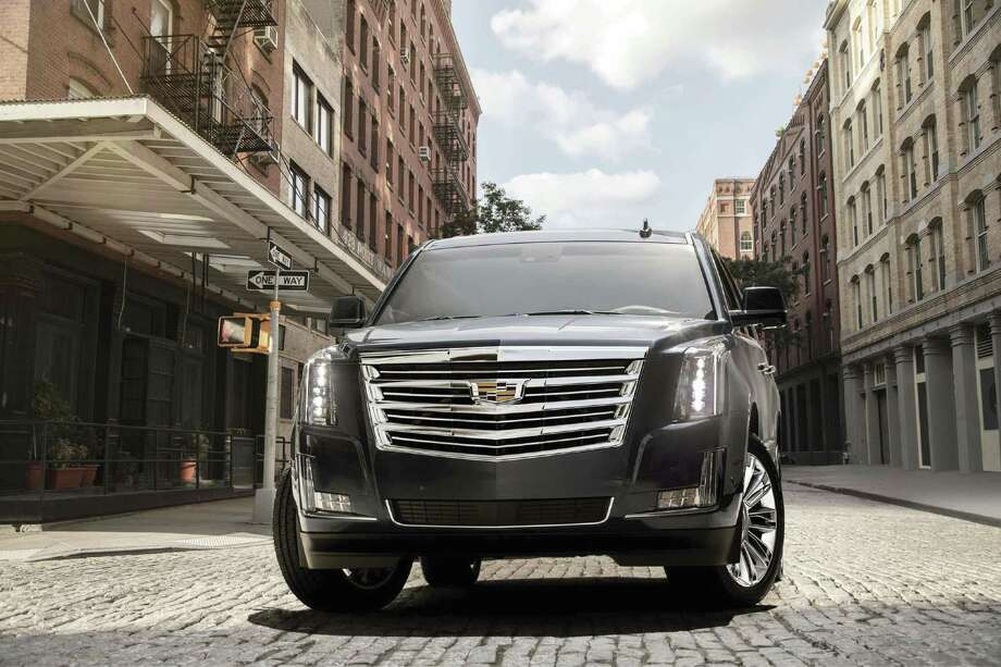 Escalade performance is highlighted by the powerful and efficient 6.2-liter V8 engine, rated at 420 horsepower and 460 lb-ft of torque. (Motor Matters photo)