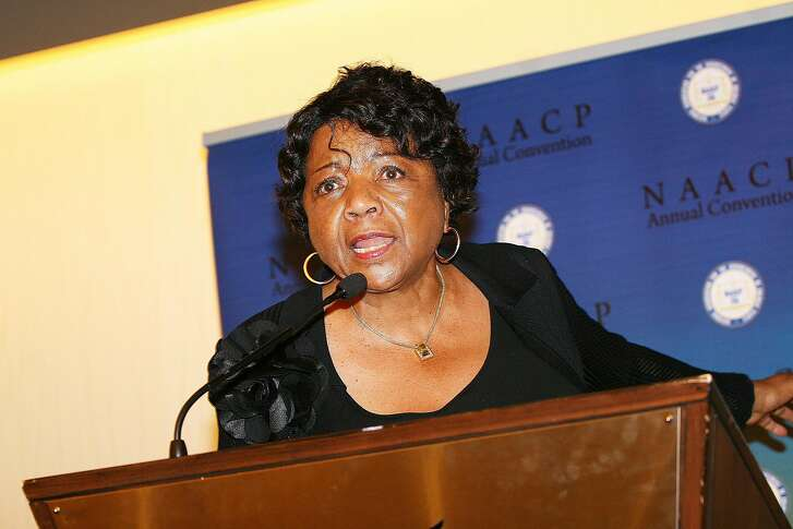 LOS ANGELES, CA - JULY 22:  NAACP California State Conference President Alice Huffman attends the NAACP convention - opening press conference on July 22, 2011 in Los Angeles, California.  (Photo by Tommaso Boddi/Getty Images)
