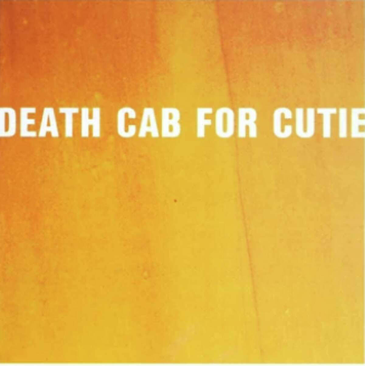 7. The Photo Album This would be the album that would catapult Death Cab to stardom, thanks to a feature on the (then-)hit T.V. show,