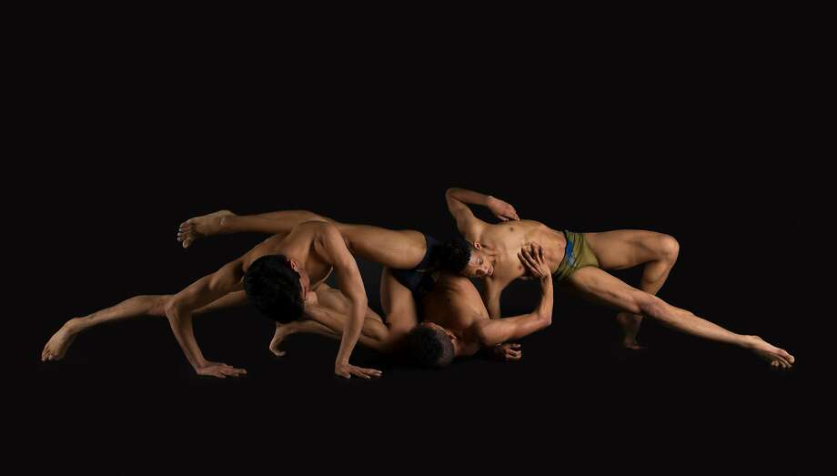 Dawsondancesf is under the direction of choreographer Gregory Dawson. Photo: Devi Pride Photography