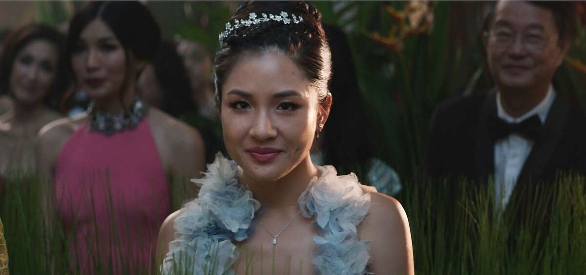 """This image released by Warner Bros. Entertainment shows Constance Wu in a scene from the film """"Crazy Rich Asians."""""""