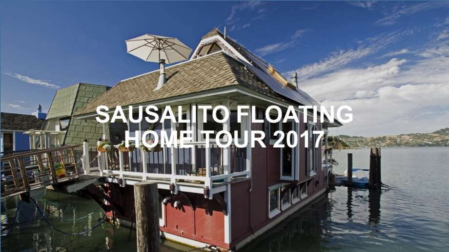 Check out the homes on the 2017 Floating Homes Tour in Sausalito. Photo: Emilyriddell.com