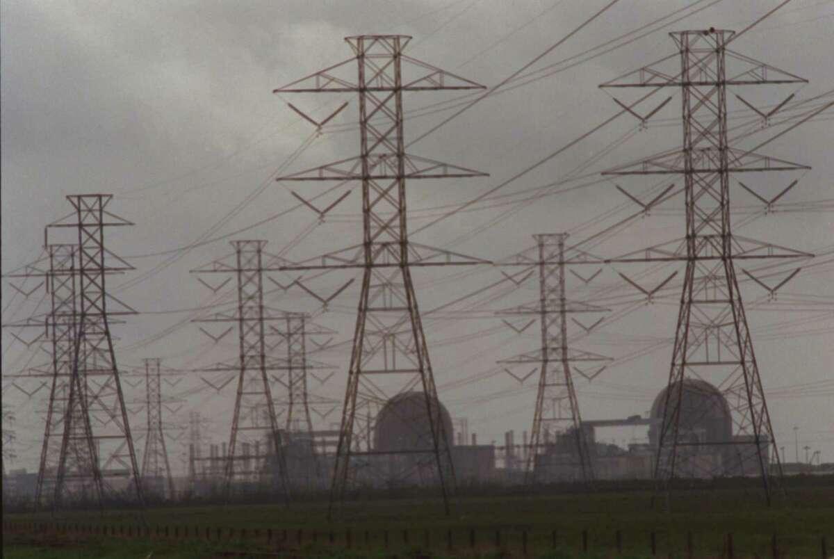 Transmission lines.