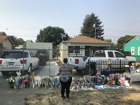 Mom killed twin daughters, herself in Vallejo house fire