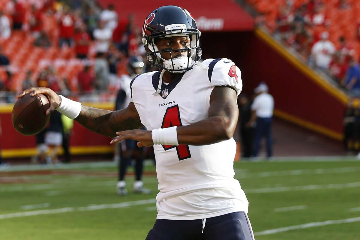 If he picks up where he left off in 2017, Texans quarterback Deshaun Watson figures to easily be on the short list of top NFL QBs for years to come.