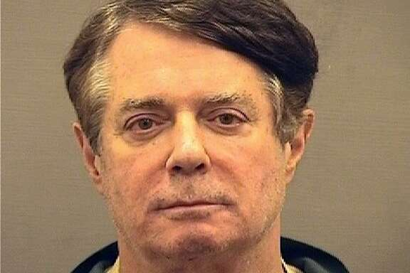 "On Thursday, July 12, 2018, Paul Manafort was booked into the Alexandria Detention Center, formally known as the William G. Truesdale Adult Detention Center. According to Sheriff Dana Lawhorne, ""Mr. Manafort's arrival and booking process were routine."" In an undated photo provided by law enforcement, Paul Manafort, President Donald Trump's former campaign chairman. Jury selection began in Manafort's bank and tax fraud trial on July 31, 2018. He is the first American charged in Robert Mueller's inquiry."