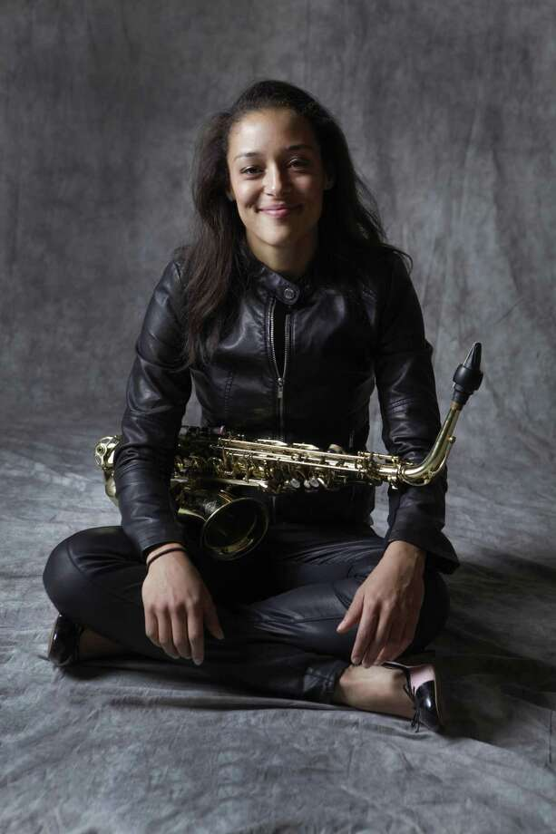 Blues saxophone player Vanessa Collier will perform at Fairfield Theatre Company's StageOne. Photo: Courtesy Of Devious Planet Media