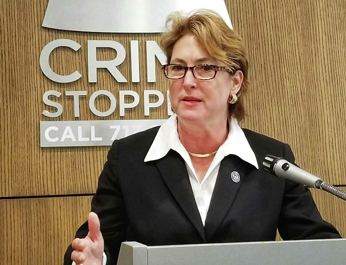 Harris County District Attorney Kim Ogg launched a program to provide legal services to victims of domestic violence,dating violence, stalking, and sexual assault in a partnership between the office?'s Family Criminal Law Division and several local organizations assisting survivors. (8/9/2018)