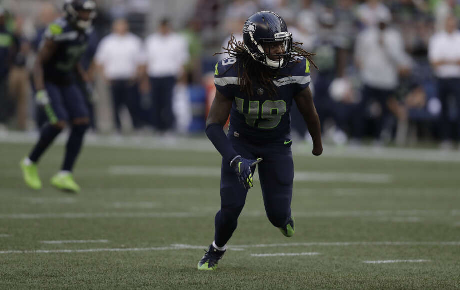 1. SHAQUEM GRIFFIN LOOKS AS GOOD AS ADVERTISED 