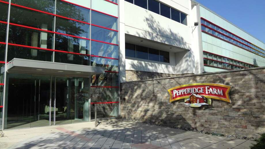 Pepperidge Farm's headquarters in Norwalk, Conn. in August 2016. Photo: Alexander Soule / Hearst Connecticut Media / Stamford Advocate