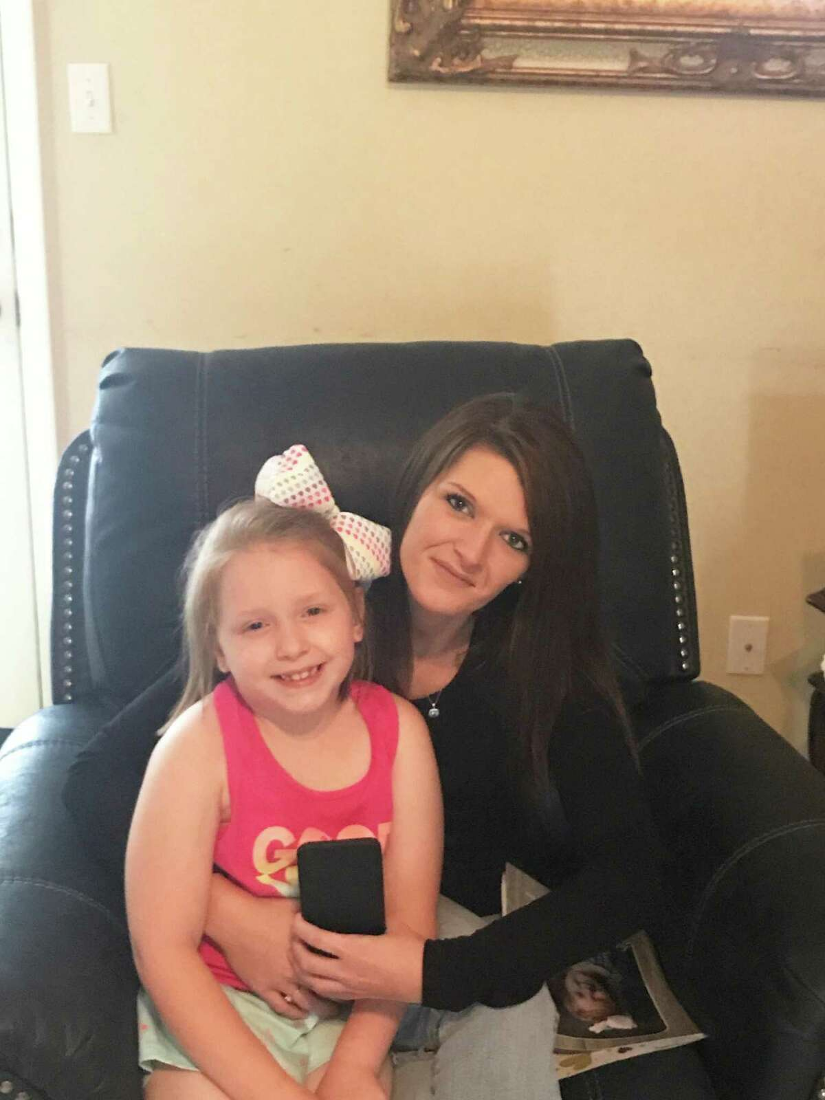 An undated photo of Bailey Finch of Columbus, Miss. (R). Finch sued Norwalk, Conn.-based Pepperidge Farm on Aug. 8, 2018, blaming a salmonella infection she contracted on Goldfish crackers that the company recalled in July 2018, with Pepperidge Farm stating it does not believe the product caused Finch's illness.