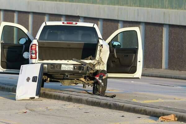 Man dead in wreck on FM 1960 at North Freeway - HoustonChronicle com