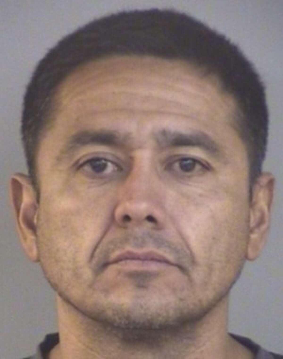 Ramon Mendoza Jr., 45, is wanted for vehicle theft, engaging in organized criminal activity, theft of property and conspiracy to commit theft of property.
