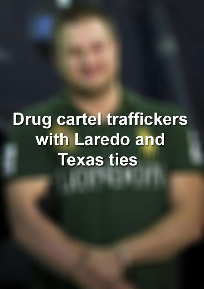 "Scroll through the gallery to see cartel operatives who have ties to Laredo and Texas soil, according to the Organized Crime and Corruption Reporting Project's ""Persona de Interés"" database. Photo: ALFREDO ESTRELLA/AFP/Getty Images"