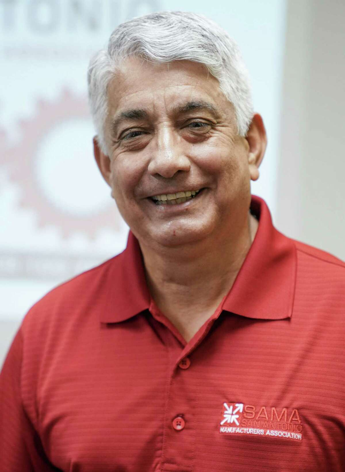 Rey Chavez is president and CEO of the San Antonio Manufacturers Association, more than 1,500 manufacturers that employ nearly 52,000 people.