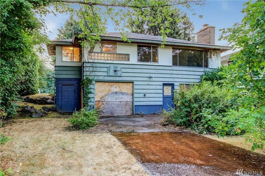 Beacon Hill is pricey, so this fixer home, listed under 4400K, could be your foot in the door. But bring your toolbelt! Photo: Henry And Chelsey Samonte/John L Scott
