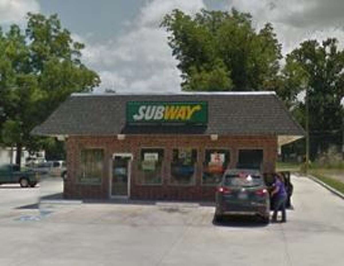 Subway 645 South Pine Street Score: 96 Violations: No food manager certification posted, no sanitary bucket.