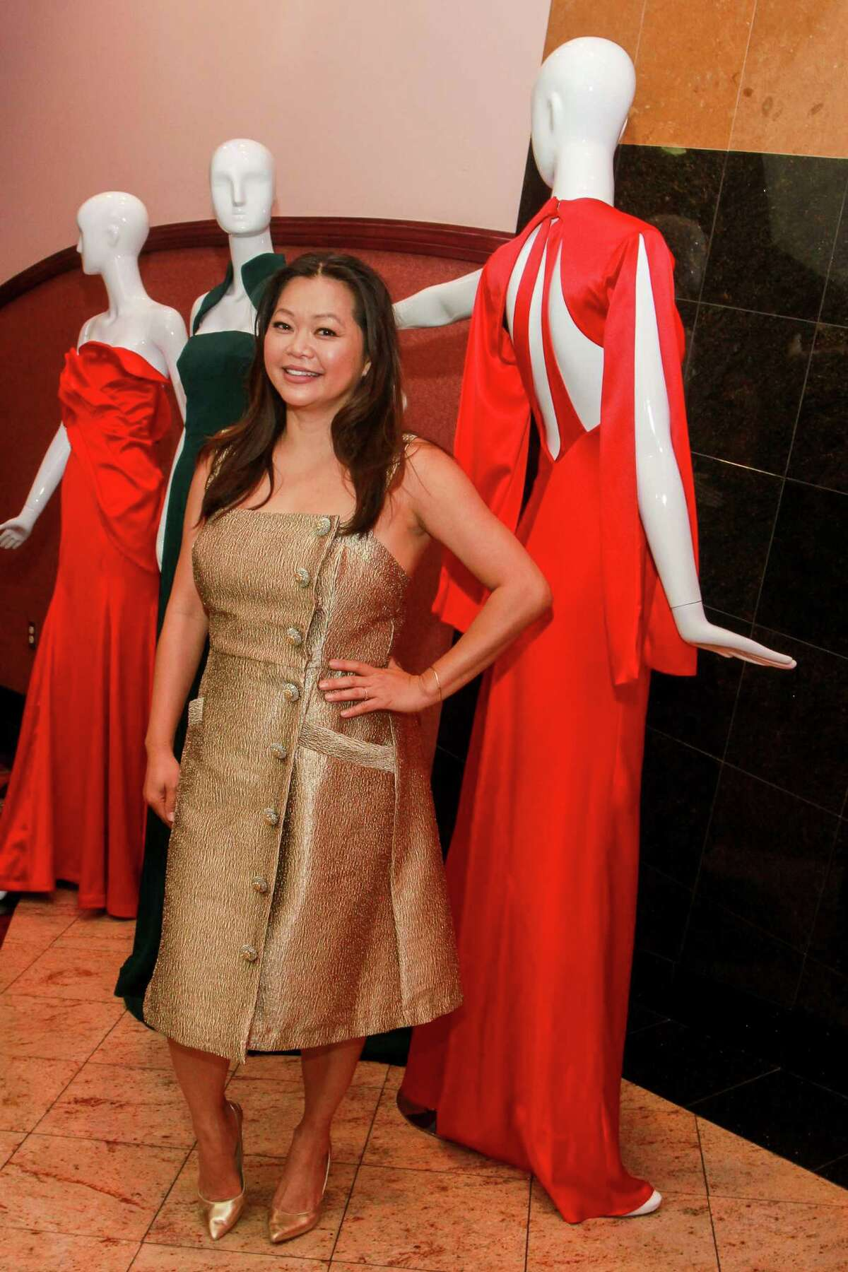 "Chloe Dao, fashion designer Designer Chloe Dao owns the boutique Dao Chloe Dao. She was the Season 2 winner of ""Project Runway."" Dao was born inakse, Laos."