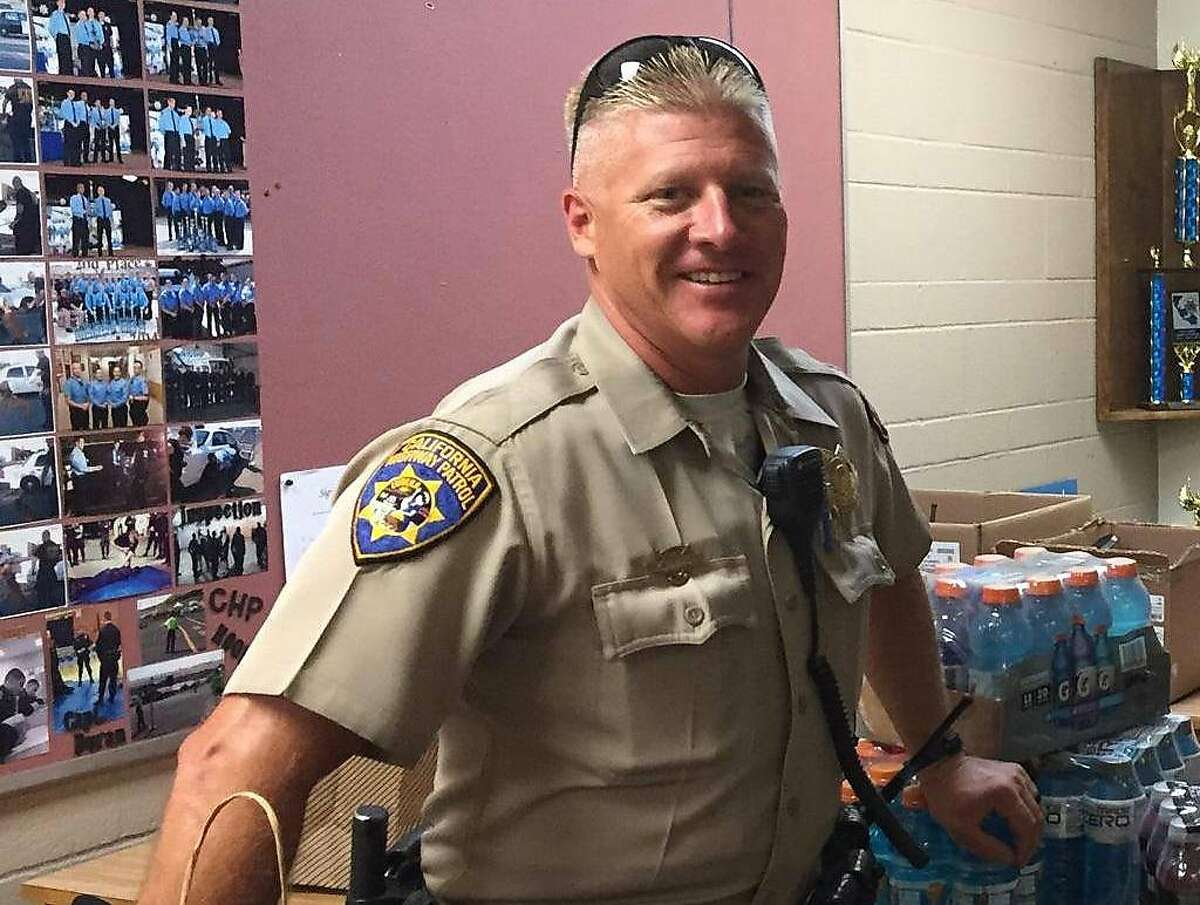 CHP Officer Kirk Griess