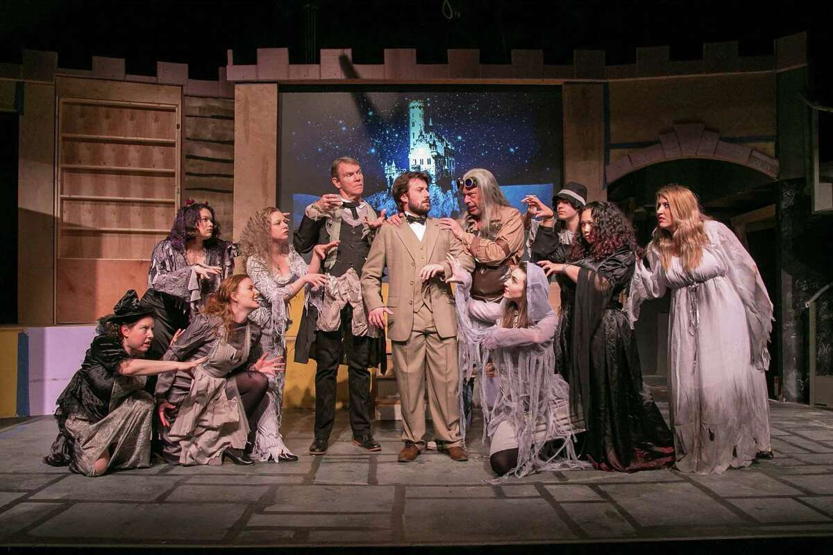 """""""Young Frankenstein"""" is one of the Broadway musicals produced by TheatreWorks New Milford."""