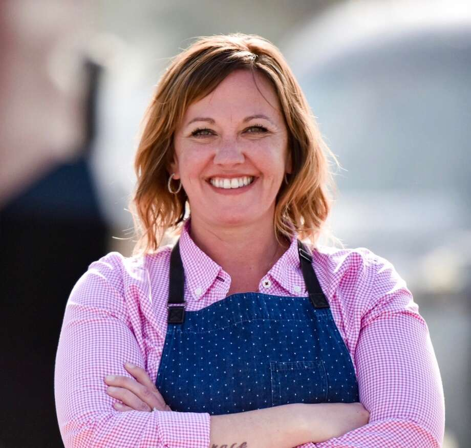 Chef Jessica Timmons has joined butcher/restaurateur Felix Florez as chef/partner in Cherry Block Craft Butcher & Seasonal Kitchen, opening in Bravery Chef Hall in downtown Houston. Photo: Robert J. Lerma