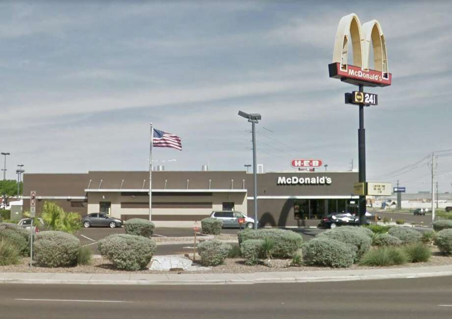 McDonald's: 7701 McPherson  Date: 08/02/18 Score: 100 Photo: Google Maps