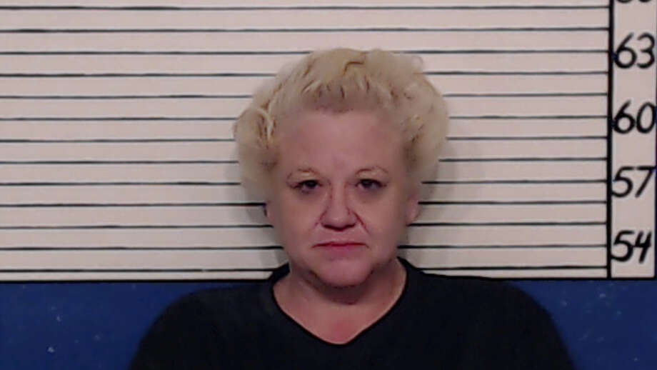 Cathrine Diane Moore-Quarles, 48, is charged with murder. Photo: Comal County Jail