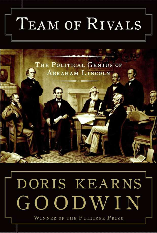 """Team Of Rivals: The Political Genius of Abraham Lincoln,"" by Doris Kearns Goodwin. Photo: / / handout"
