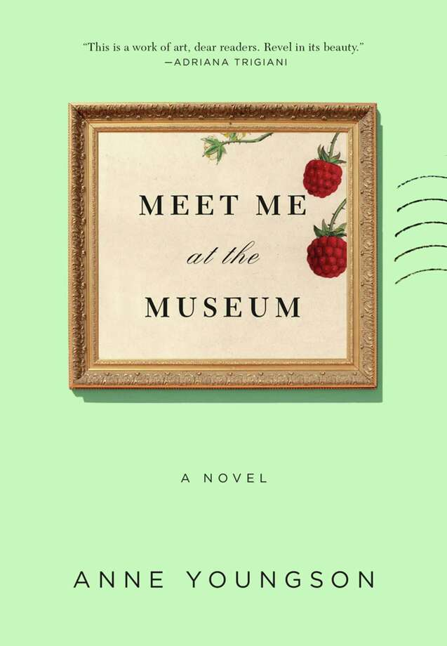 """""""Meet Me at the Museum"""" by Anne Youngson. Photo: Macmillan Publishers, HO / TNS / Minneapolis Star Tribune"""