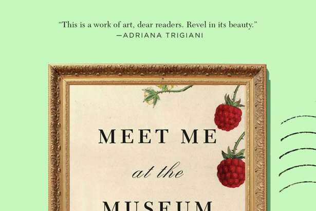 """""""Meet Me at the Museum"""" by Anne Youngson."""