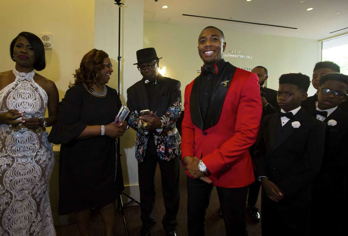 Scenes from the Chauncy Glover Project's Second Annual Black Tie Gala ?