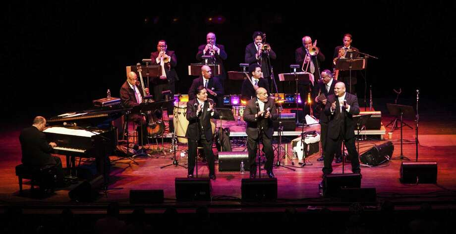 """The Spanish Harlem Orchestra kicks off Arts San Antonio's 2018-19 season. The salsa and Latin jazz band, which is led by Oscar Hernández, marked its 15th year with an album titled """"Anniversary."""" It was released earlier this year.  7:30 p.m. Friday. Charline McCombs Empire Theatre, 226 N. St. Mary's St. $29- $99 at box office, ticketmaster.com and artssa.org. Info, 210-226-2891, artssa.org  -- Deborah Martin Photo: Epstein & Company / Amy-Beth McNeely"""