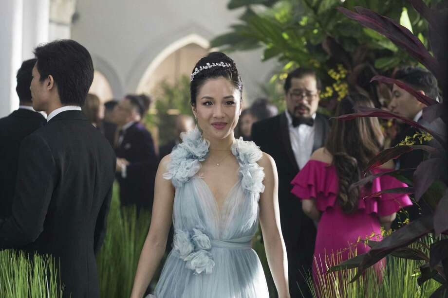 "Constance Wu stars in ""Crazy Rich Asians,"" the first major Hollywood release with an all-Asian leading cast since ""The Joy Luck Club,"" which came out 25 years ago. Photo: Sanja Bucko / Warner Bros. Entertainment / © 2017 Warner Bros. Entertainment Inc. and RatPac-Dune Entertainment LLC"