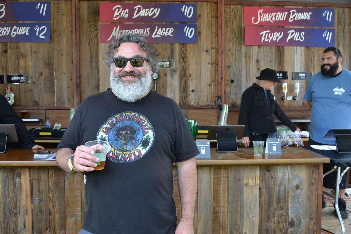 Beer Lands at Outside Lands Music Festival on Friday, August 10, 2018.