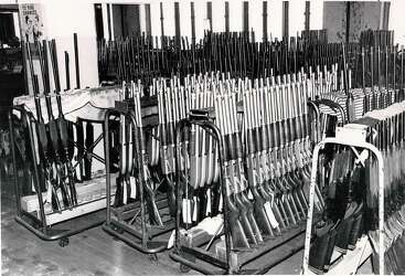 Rifles over 2 centuries: Iconic manufacturers made New Haven home