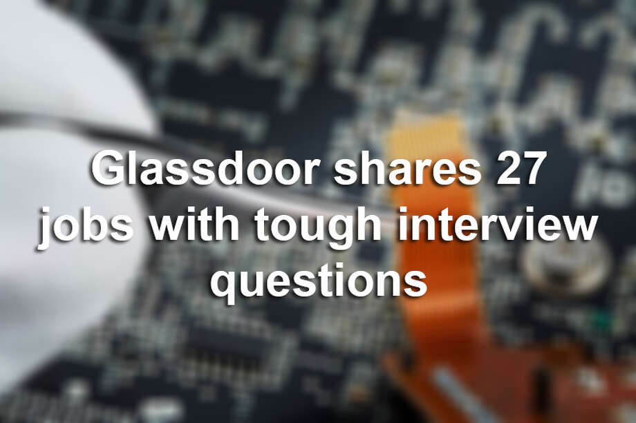 27 jobs and their tough interview questions. Photo: Mysa