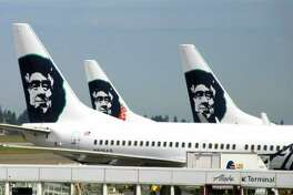 Alaska Airlines will end its SFO-Indianapolis flights. (Image: Jim Glab)