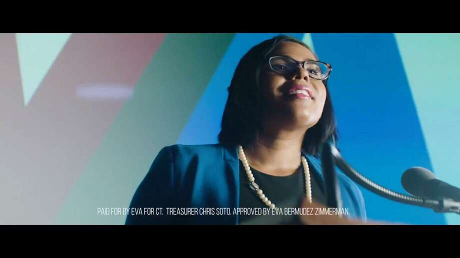 In her first television advertisement released Friday, Democratic lieutenant governor candidate Eva Bermudez Zimmerman emphasizes her outsider status. Photo: Contributed